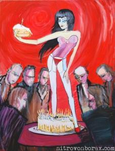 Cake Dancer