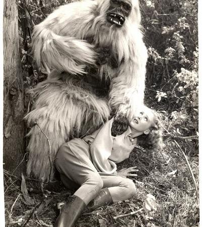 scary chimpanzee – Nitro von Borax