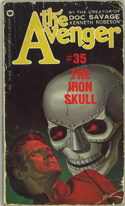 avenger iron skull