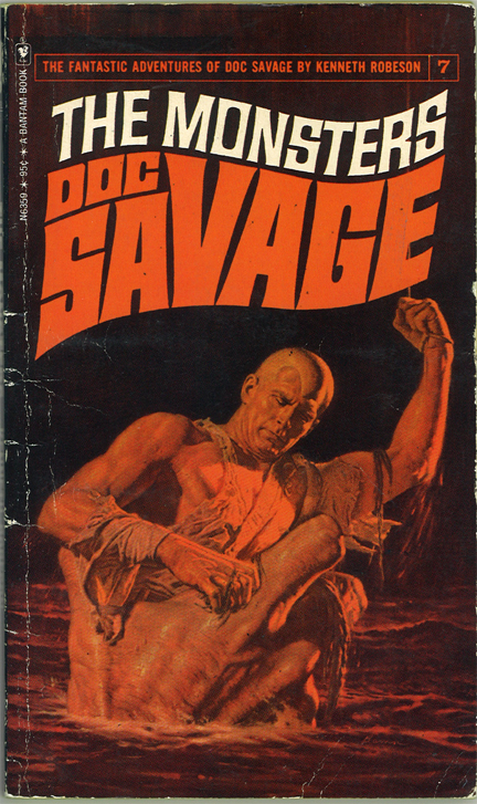 doc savage monsters
