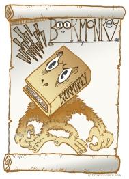 bookmonkeycolor