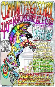 CHS Reunion 2012