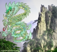 dragon huangshan