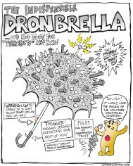 dronbrella