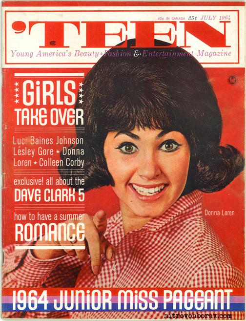 teen july 1964