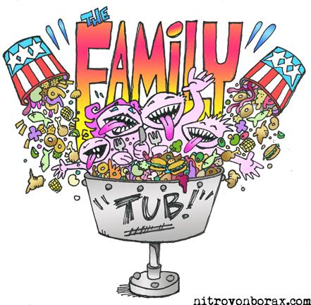 Family Tub