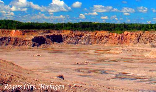 rogers city quarry