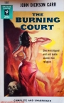 This Week's Pulp Purchase: The Burning Court