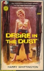 This Week's Pulp Purchase: DESIRE in theDUST