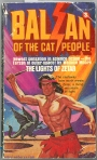 This Week's Pulp Purchase: BALZAN of the catpeople