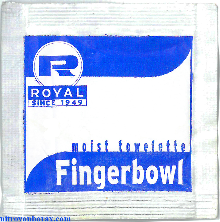 "Featuring hit songs: ""Sanitized for your Perfection"" ""Royal Since 1949""  ""(I ain't your) Fingerbowl"""