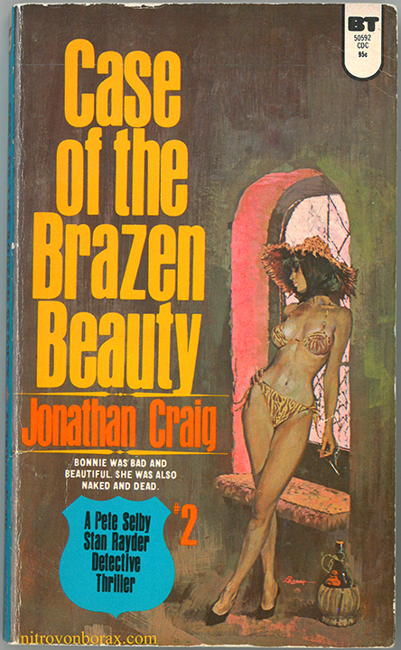 Case of the Brazen Beautynvb