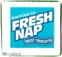 Moist Towelette Album Cover 6: FRESH NAP