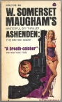Today's Pulp Purchase: Ashenden the British Agent